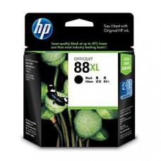 HP 88XL 原廠黑色高容量墨水匣(C9396A) for HP K550/K5400/K8600/L7580/L7590