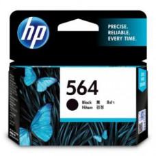 HP 564 原廠黑色墨水匣 (CB316WA) 適用D5460/C5380/C6380/C390a/C309g