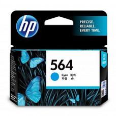 HP 564 原廠藍色墨水匣 (CB318WA) 適用D5460/C5380/C6380/C390a/C309g